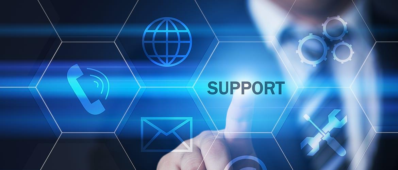 digital support system logo